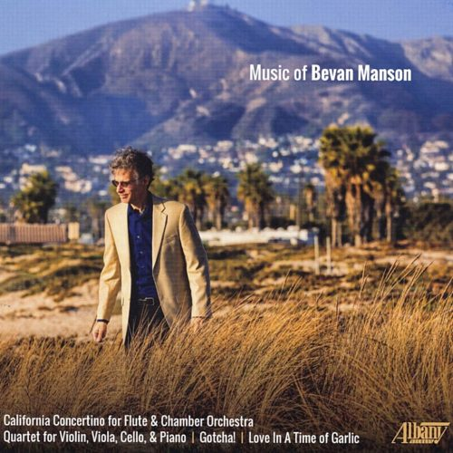 Music of Bevan Manson - California Concertino for Flute and Chamber Orchestra-min